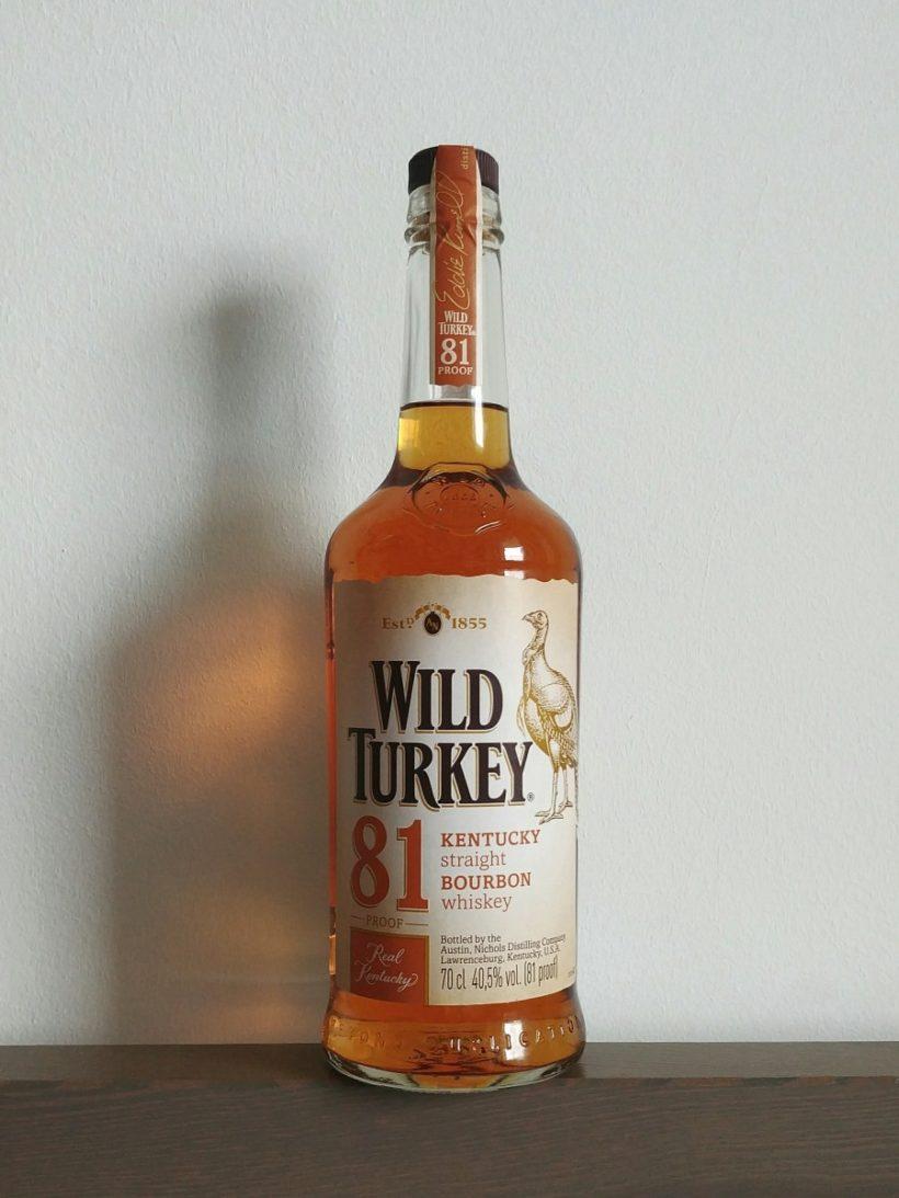 Wild Turkey 81 butelka