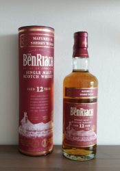 BenRiach 12 years old Sherry Wood