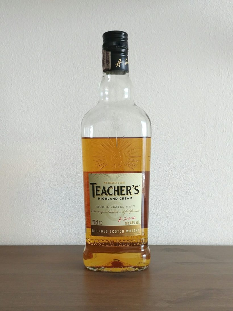 Teacher's Highland Cream Blended whisky