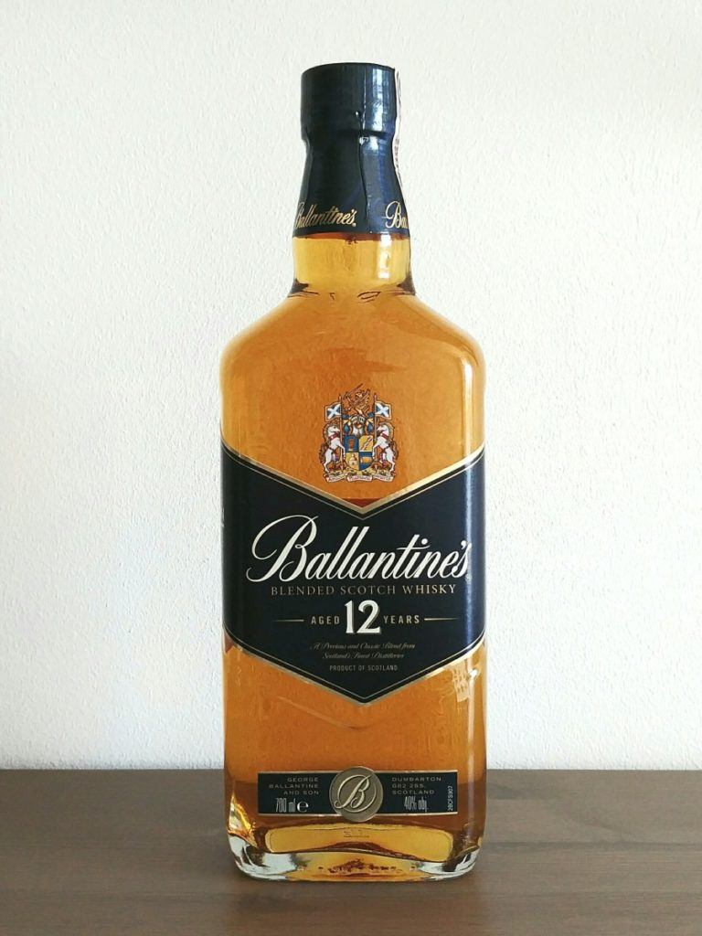 Ballantine's 12 years old