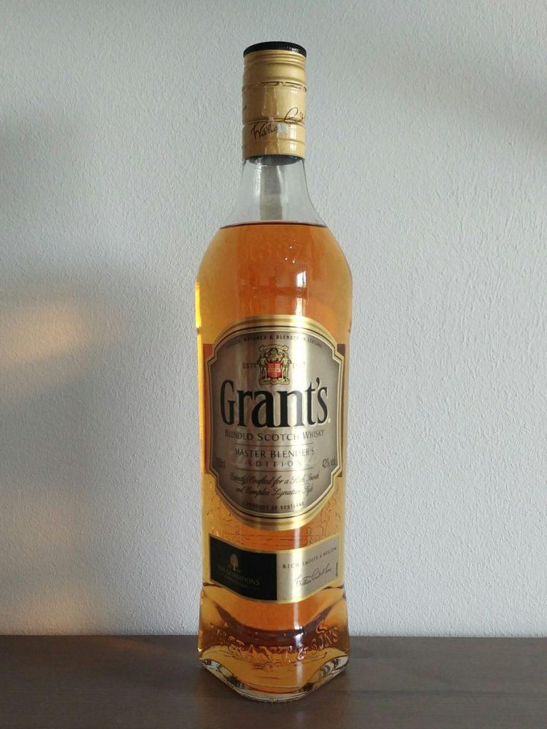 Grant's Master Blender's Edition