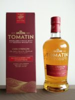 Tomatin Cask Strength