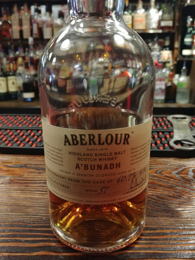 Aberlour A'bunadh 60,7%