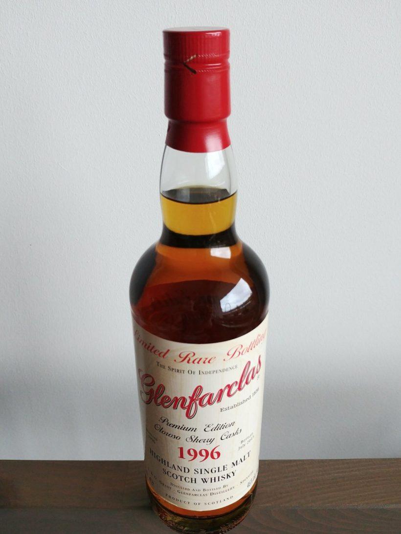 Glenfarclas 1996 Limited Rare Bottling recenzja