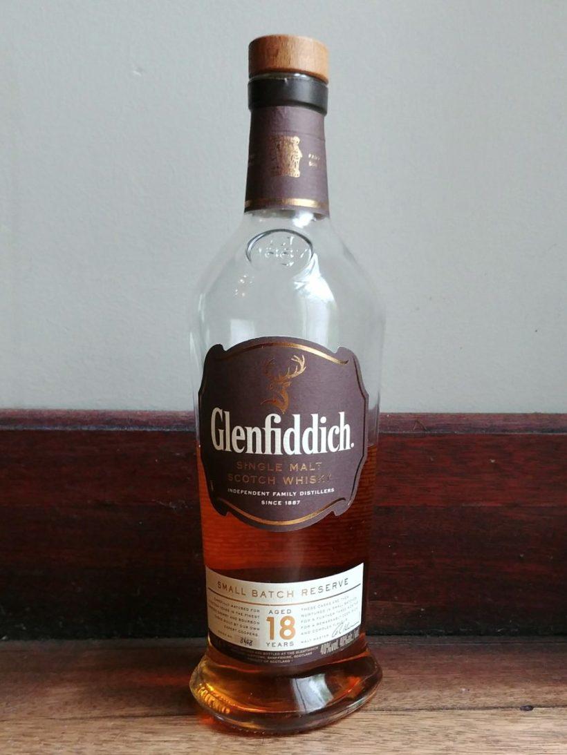 Glenfiddich 18 opinie i recenzja