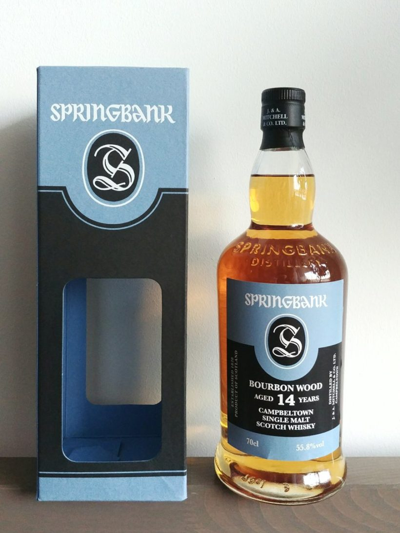 Springbank 2002 - 14 years old