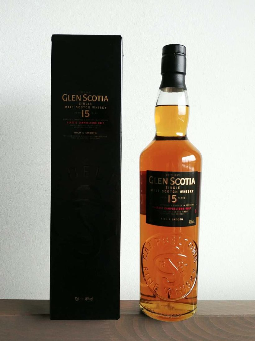 Glen Scotia 15 review