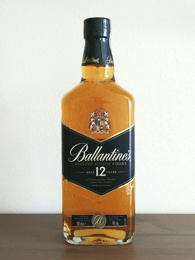Ballantine's 12 opinie i recenzja