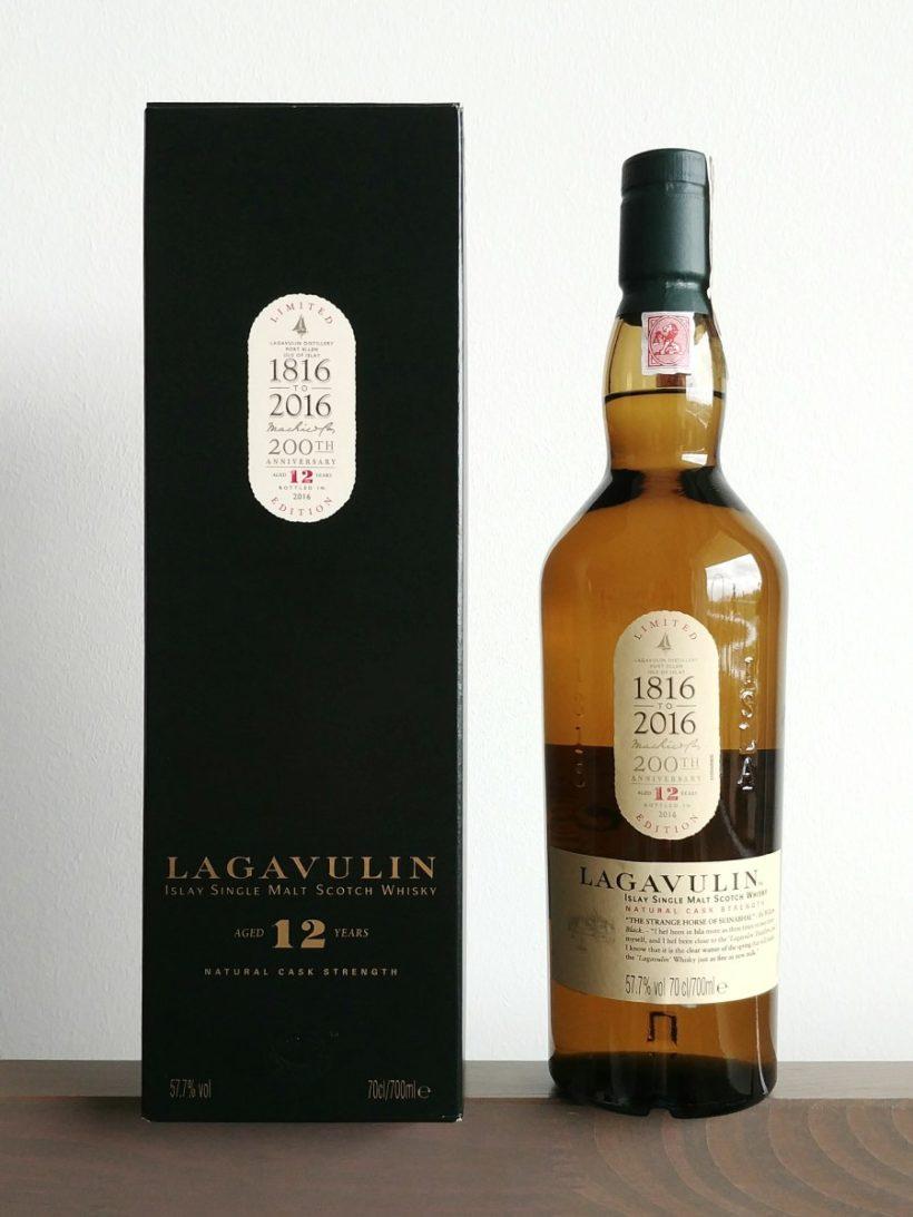 Lagavulin 12 cs 200th anniversary