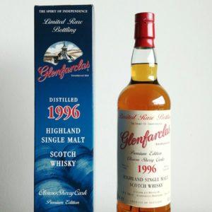 Glenfarclas 1996 premium edition